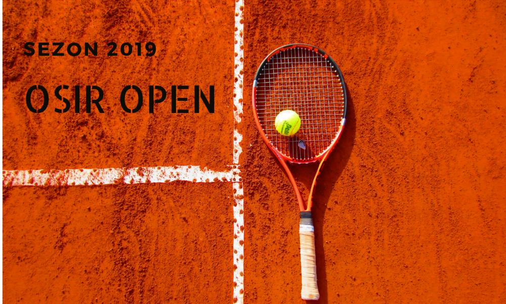 OSiR OPEN - turniej tenisa ziemnego