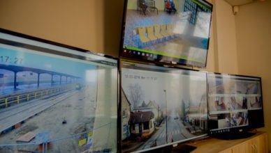 Monitoring w mieście