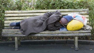 Więcej bezdomnych w Starogardzie