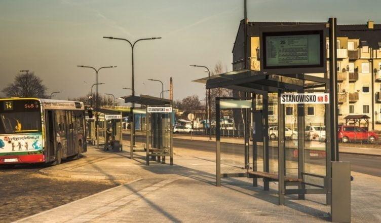 Dworzec PKS po nowemu
