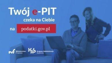 Rozlicz się korzystając z usługi Twój e-PIT