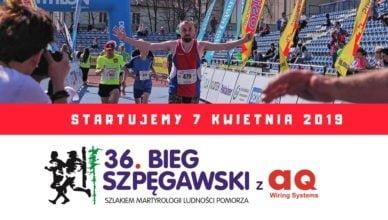 Ze Szpęgawska do Starogardu biegiem