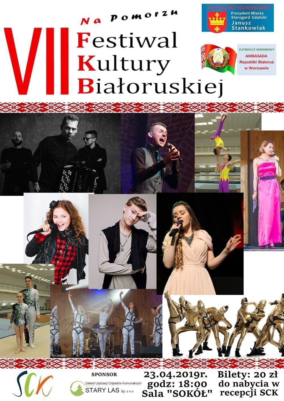 VII Festiwal Kultury Białoruskiej na Pomorzu