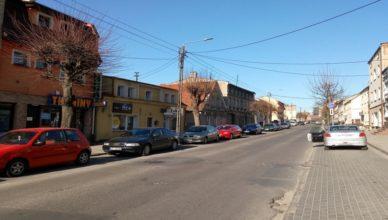 Ul. Chojnicka – zmiana organizacji ruchu