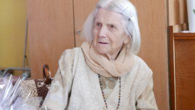 101. urodziny pani Agnieszki