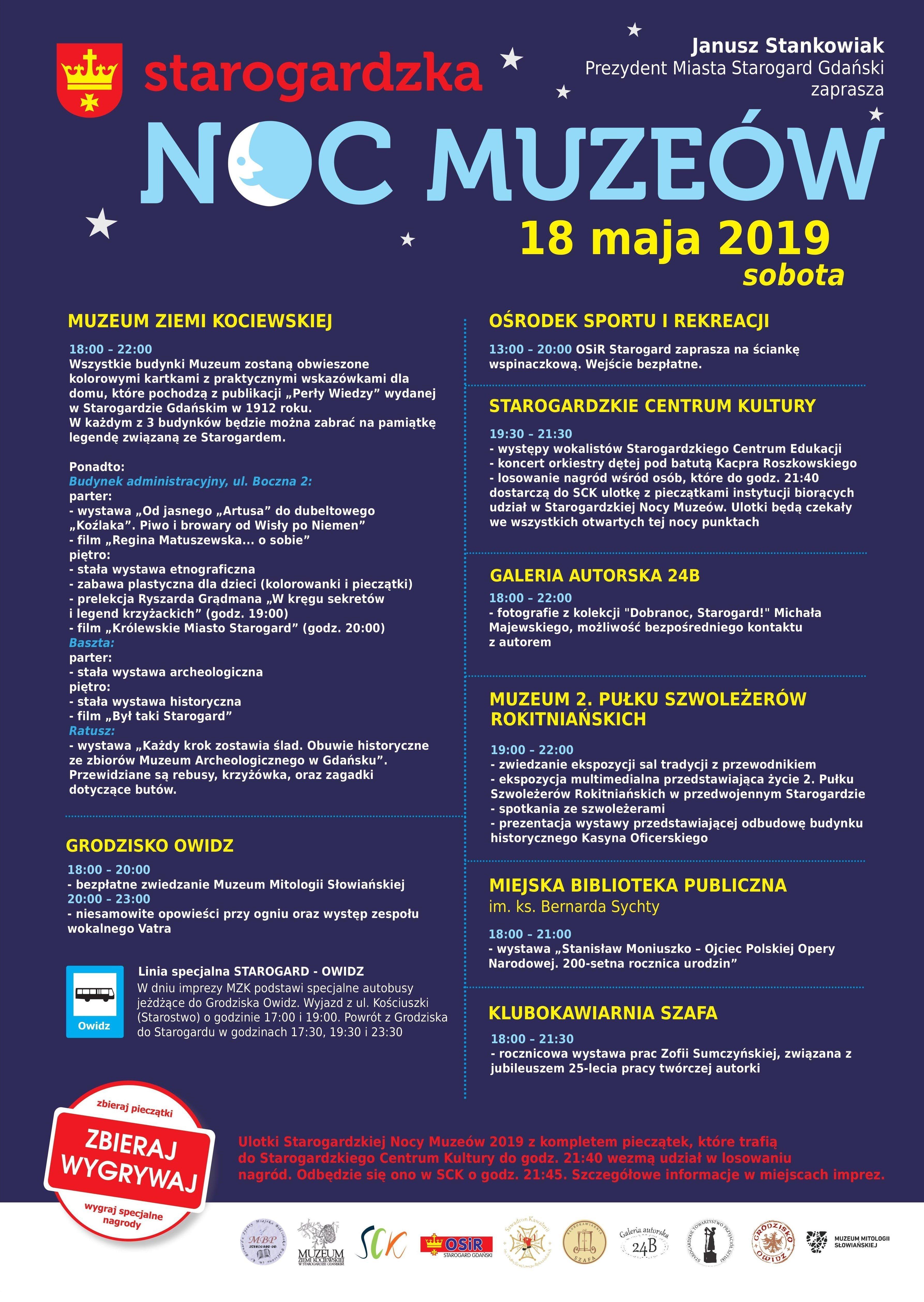 Noc Muzeów 2019