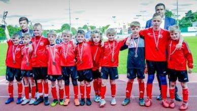 Zwyciężyli i zagrają w Deyna Cup Junior