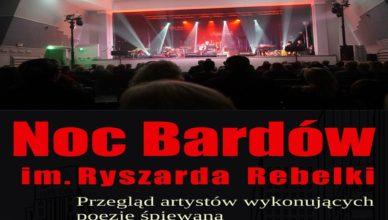 XXVII Noc Bardów im. R. Rebelki – nabór wykonawców