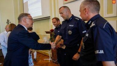 Nagrody dla najlepszych policjantów