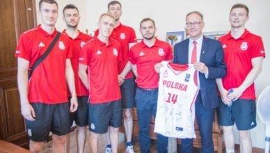 Koszykarska Kadra Polski B trenuje w Starogardzie