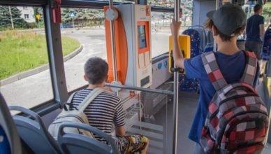 Od września pojadą autobusami za darmo