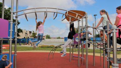 Park Nowe Oblicze dla najmłodszych
