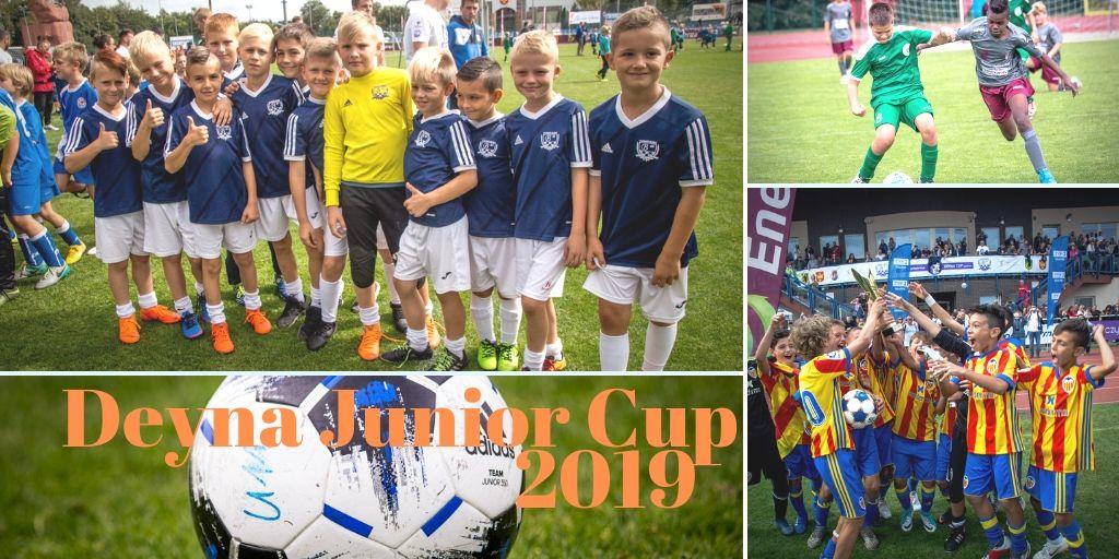 Deyna Cup Junior 2019- VII Międzynarodowy Turniej Piłki Nożnej