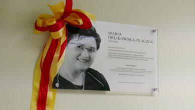 Pamięci Marii Orlikowskiej-Płaczek