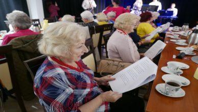 Seniorzy rozpoczęli zajęcia