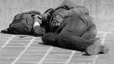 Pomoc dla osób bezdomnych