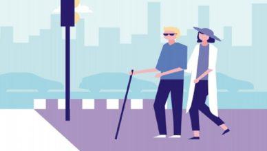 Święto osób niewidomych i niedowidzących