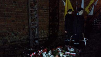Cześć pamięci ofiar stanu wojennego