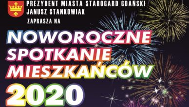 Powitaj z nami Nowy Rok