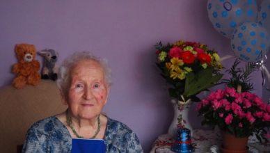 Stanisława Piątkowska skończyła 102 lata