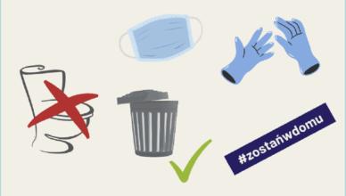 Śmieci nie mogą lądować w sieci