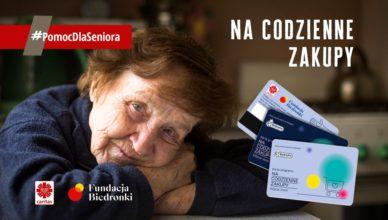 Fundacja Biedronki pomoże starogardzkim seniorom