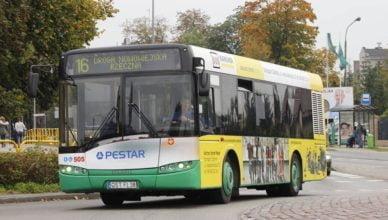 Więcej kursów i pasażerów w autobusach