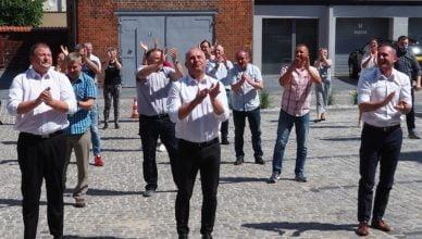 Starogardzki magistrat przyłączył się do akcji #GaszynChallenge
