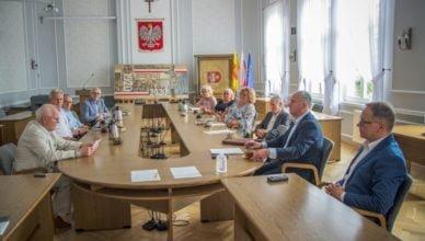Rada Gospodarcza o skutkach epidemii i budowie obwodnicy