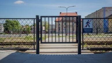 Oświadczenie Prezydenta Miasta w sprawie zamknięcia przejścia przez tory