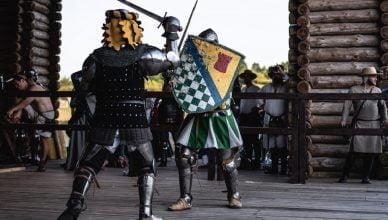 Sprawność, męstwo i rycerska reguła