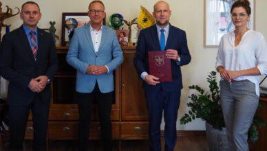Nowy dyrektor Muzeum Ziemi Kociewskiej