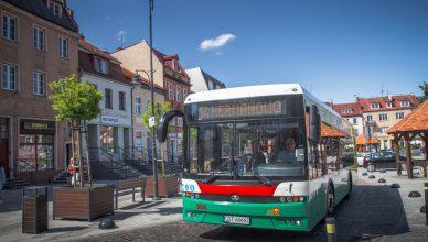 Zmiany w rozkładach jazdy i trasach autobusów miejskich