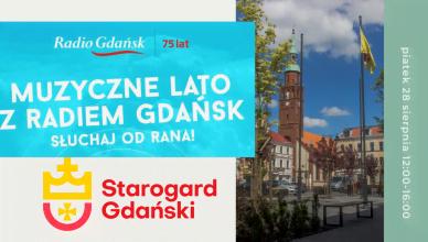 Zapraszamy na Muzyczne Lato z Radiem Gdańsk
