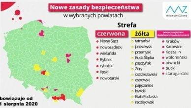 Alert dla powiatu starogardzkiego