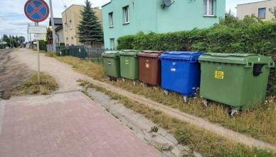 Zastępcze pojemniki na odpady