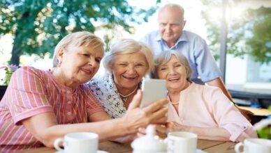 Zapraszamy aktywnych seniorów