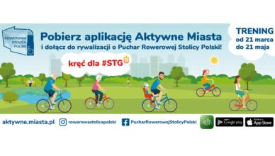 Wsiądź na rower i kręć kilometry dla Starogardu
