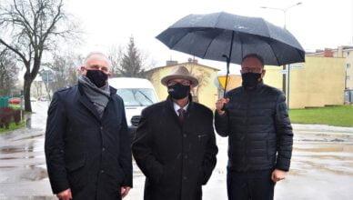 Wizyta wicemarszałka województwa pomorskiego