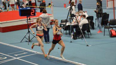 Starogardzka biegaczka z rekordem