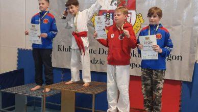 Starogardzcy karatecy znowu z medalami