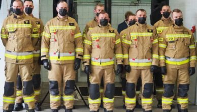 Strażacy obchodzili swoje święto