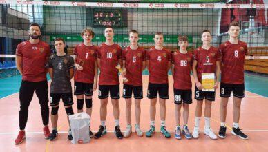 SKS w ćwierćfinale młodzieżowych Mistrzostw Polski