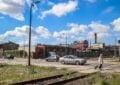 Plan na  przebudowę przejazdu kolejowego