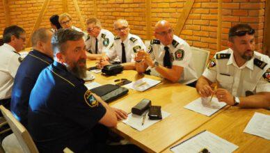 Konferencja Straży Gminnych i Miejskich