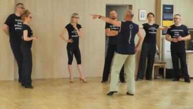 Warsztaty szkoleniowe dla starogardzkich tancerzy