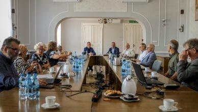 Rada Gospodarcza przyjrzała się wpływom zmian demograficznych w mieście