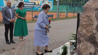 Upamiętniliśmy rocznicę śmierci Andrzeja Grubby