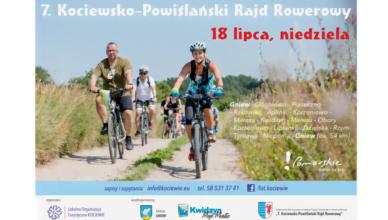 Lokalna Organizacja Turystyczna Kociewie zaprasza na 7. Kociewsko-Powiślański Rajd Rowerowy!