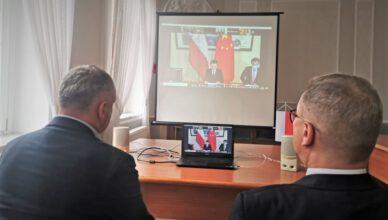 Święto polsko-chińskiej dyplomacji
